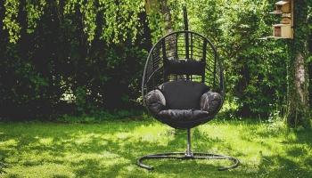 33 ideias de cadeirões para jardim