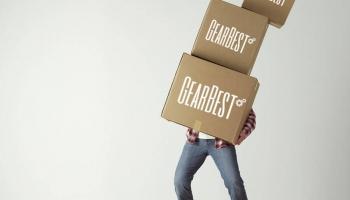 Armazéns europeus da GearBest = envio super-rápido!